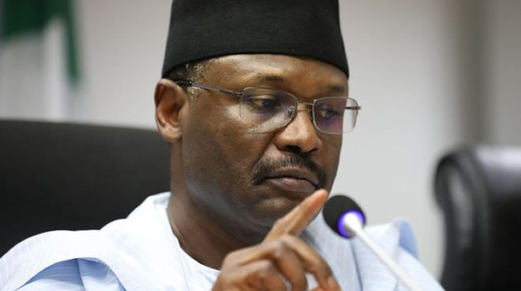 We only recognise 18 political parties, says INEC