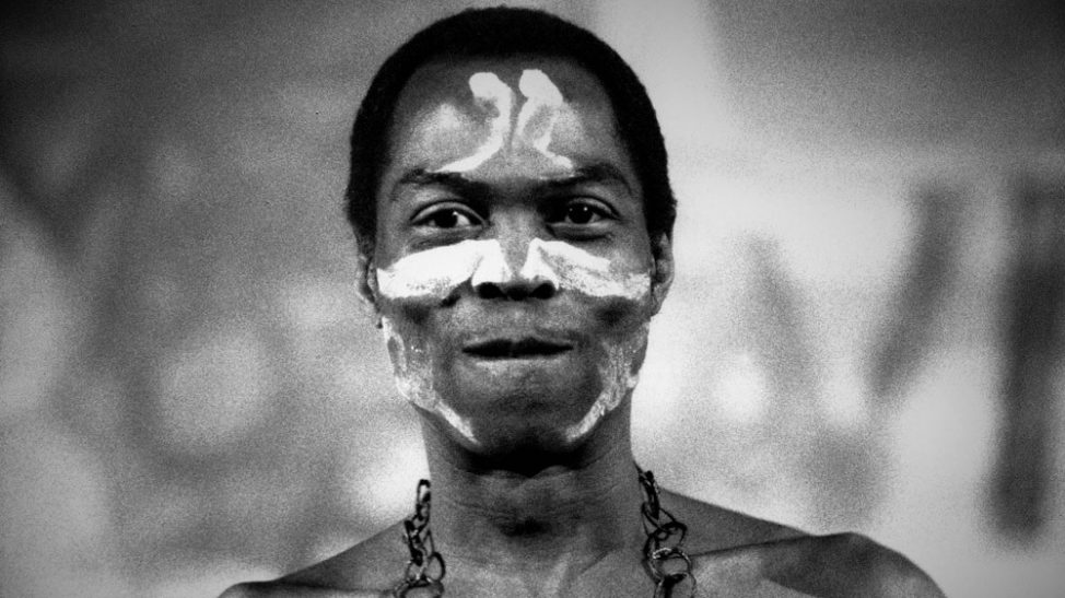 Fela's place in Rock and Roll hall of fame