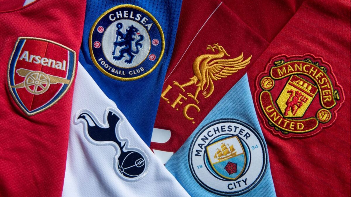 Man United, Liverpool, Arsenal Beat Man City, Chelsea To Become UK's Biggest Club