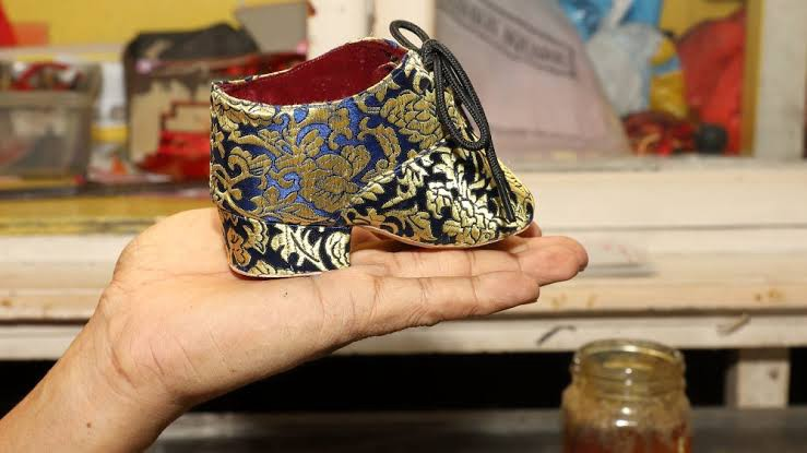 Foot Binding: The ancient Chinese beauty-deforming culture.
