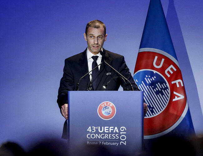 UEFA bans away goals in its competitions starting from the 2021/22 season