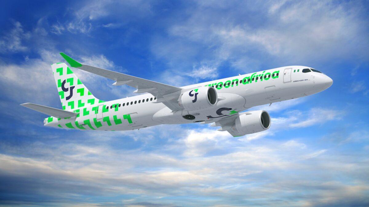 Green Africa Airways set to upset the aviation market.
