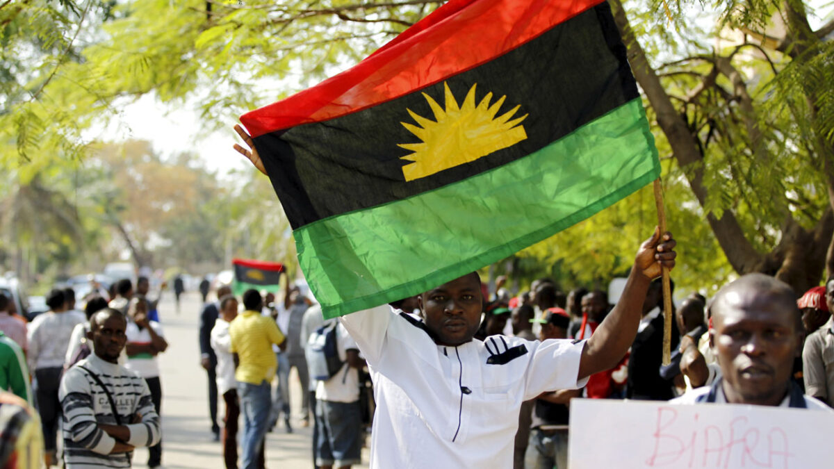 IS BIAFRA SECESSION THE PATH TO PROSPERITY