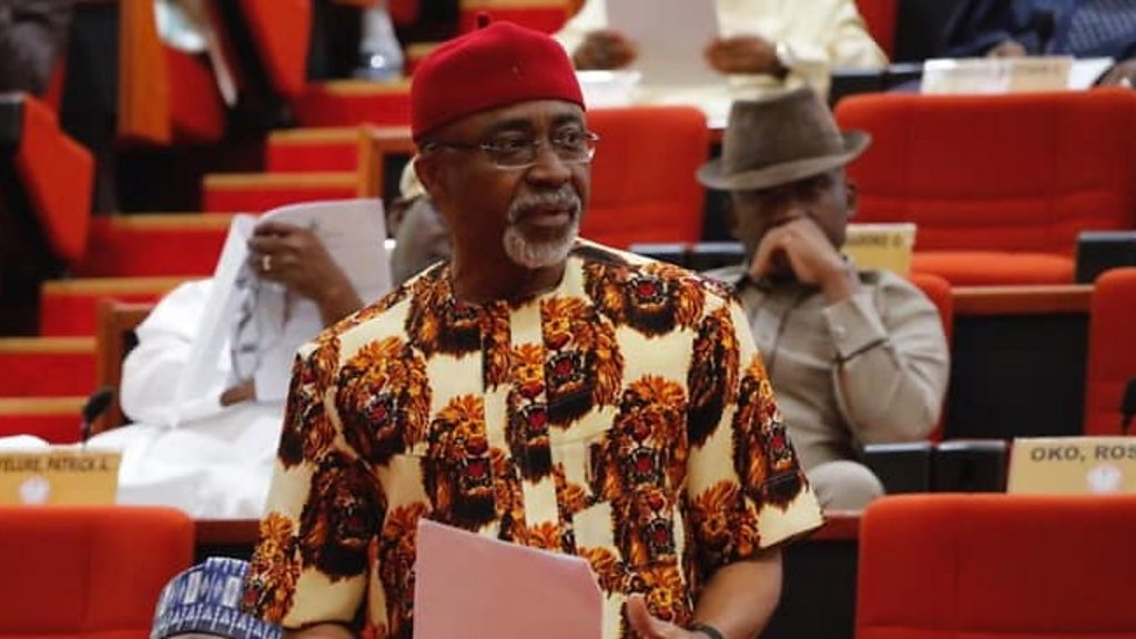Threats will not deter Igbo from demanding their rights – Abaribe