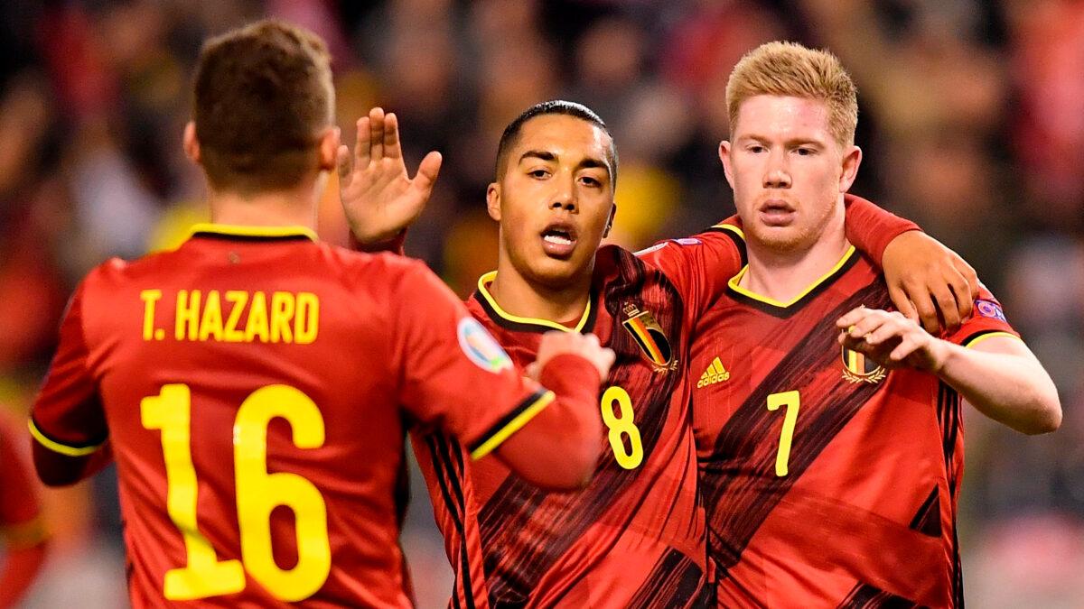 Euro 2020: Belgium sends Portugal packing.