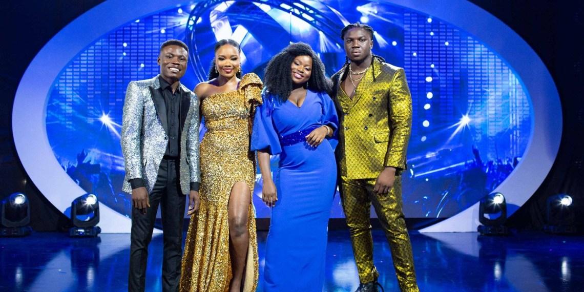Nigeria Idols' Top Four emerges