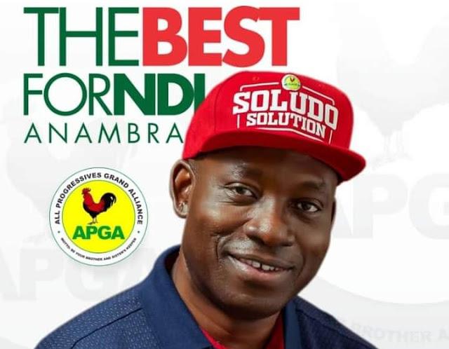Soludo wins Anambra APGA governorship primary Election