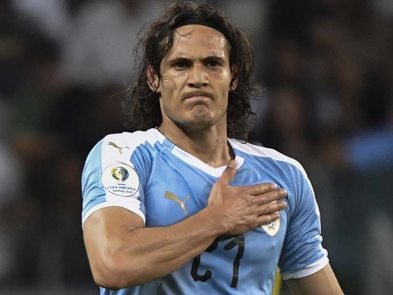Bolivia knocked out as Cavani lands Uruguay their first Copa win