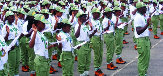 NYSC stops relocation of 1000 corp members