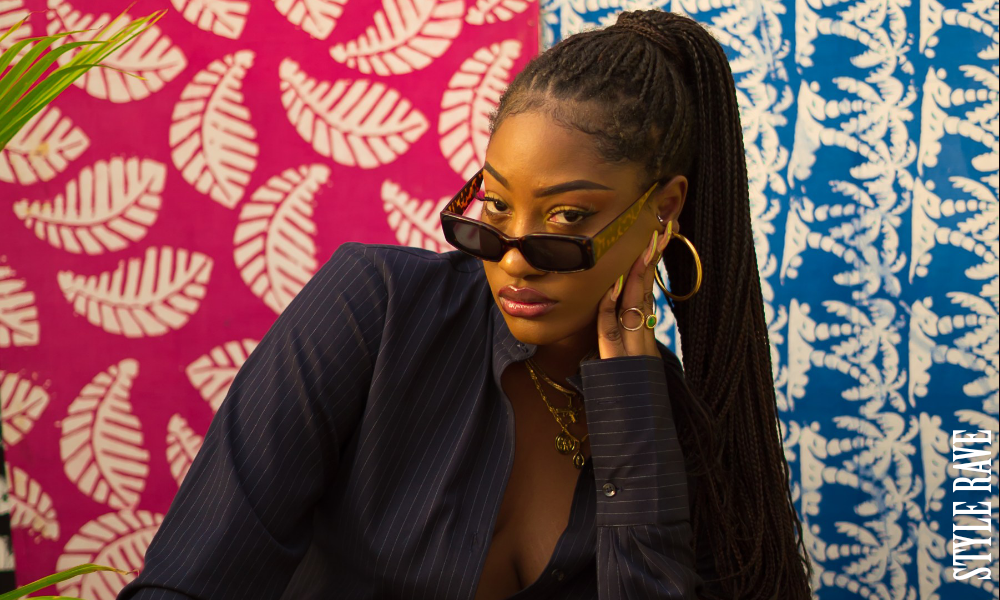 Tems nominated for BET's Best New International Act.