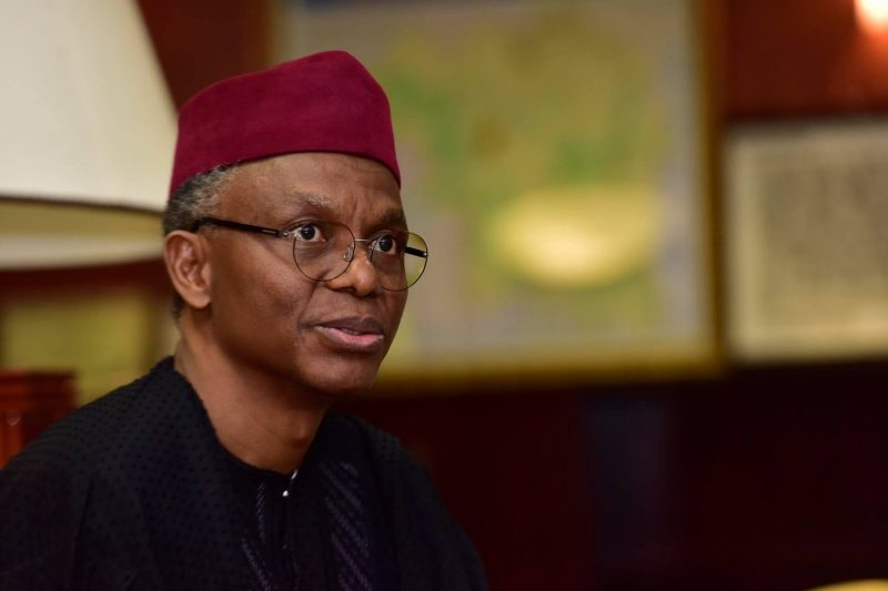 IPOB, Nnamdi Kanu not the same as Boko Haram or Bandits— el-Rufai