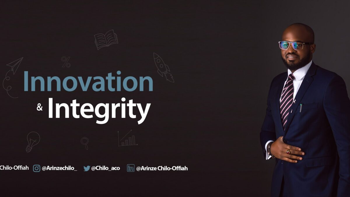 GIVING BACK: HON. ARINZE CHILO-OFFIAH'S INNOVATIVE APPROACH TO MAKE ENUGU JOIN THE TOP 5 STARTUP ECOSYSTEMS IN NIGERIA