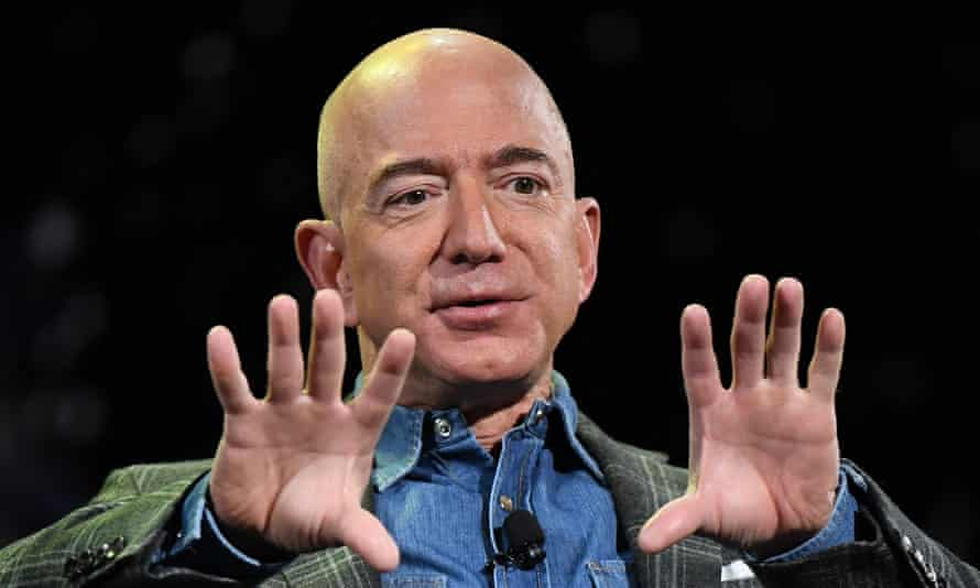 Companies will soon set up Office in Space – Jeff Bezos