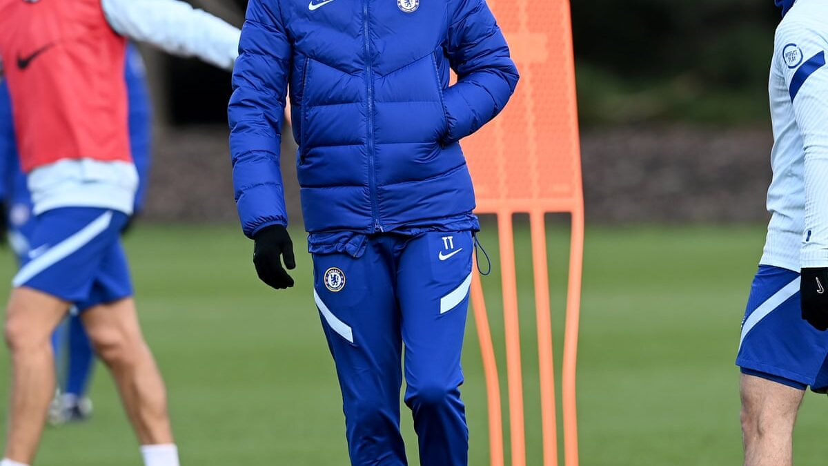 Chelsea Players back to Training ahead of the 2021/2022 match