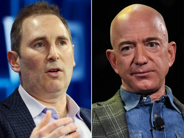 Andy Jassy Officially the New Amazon CEO
