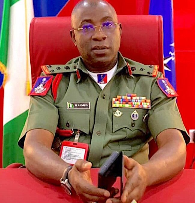 BREAKING: Army General, Hassan Ahmed Assassinated, Wife abducted, in Abuja.