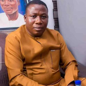 DSS Sued by Sunday Igboho Over Attack on his House