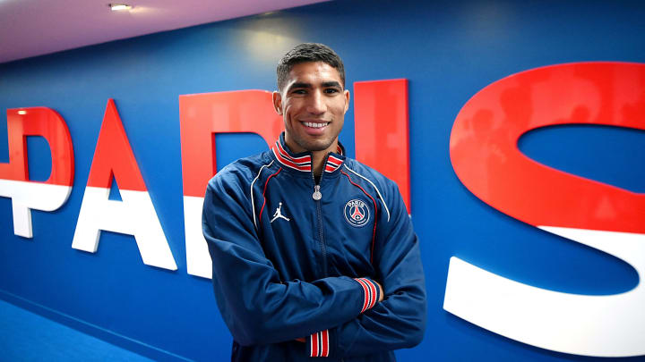 New Paris Signing Hakimi Contracts COVID-19