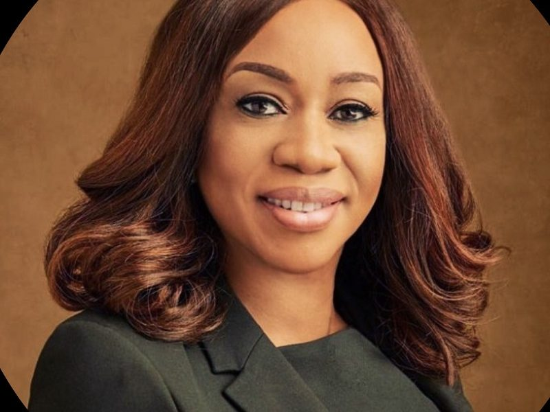 First ever Female Managing Director in GTBank
