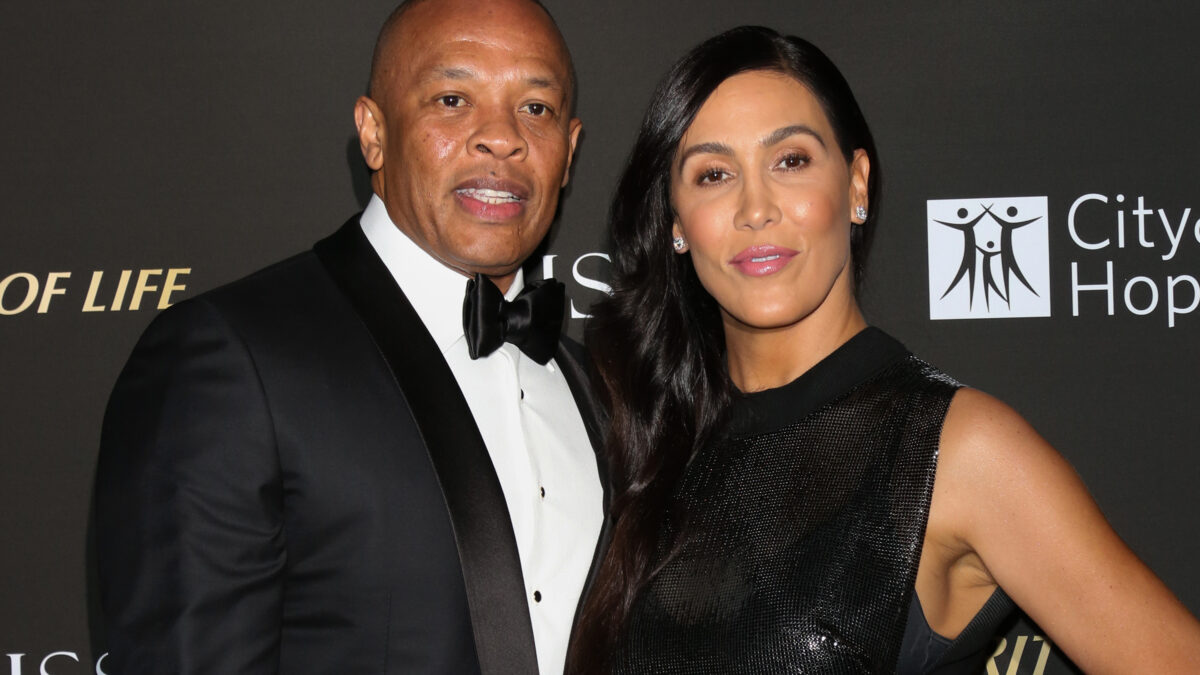 Dr Dre Ordered by the Court to Pay N151M Monthly Alimony to Ex-wife