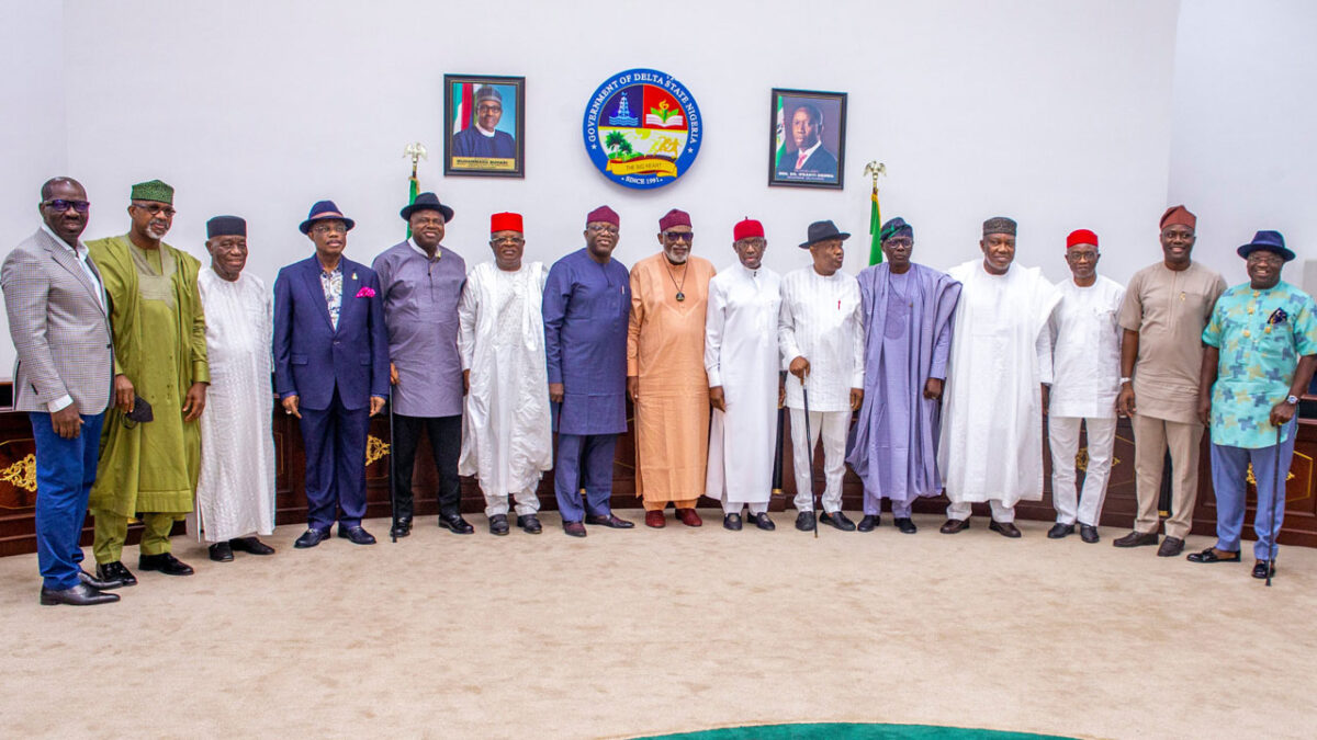 Southern Govs converge in Lagos on Secessionist leaders Kanu and Igboho