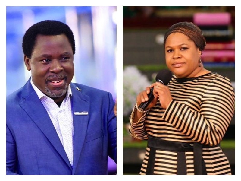 Drama Rocks SynagogueAfter TB Joshua's Burial As Leadership Rejects Wife As Successor