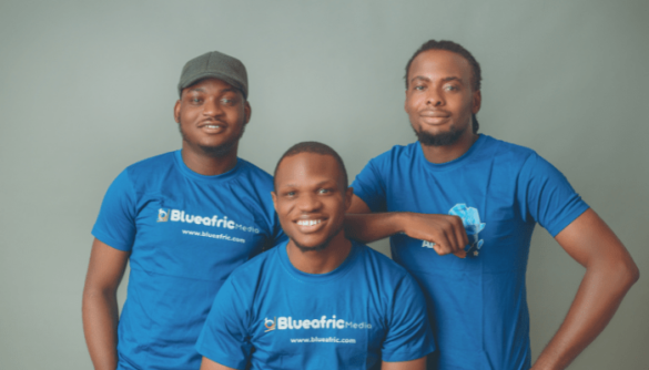 Founders of BlueAfric Media