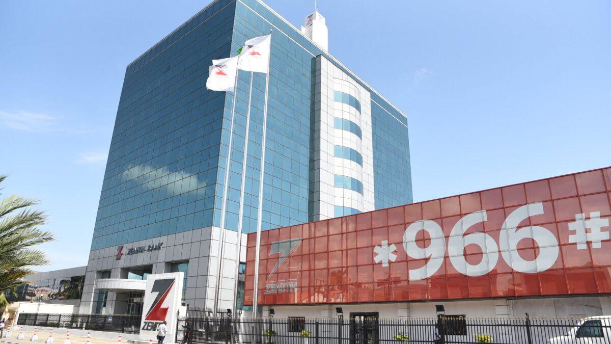 Zenith Bank Maintains No 1 Spot Among Nigeria's Top-tier Banks