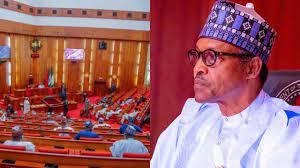 Senate Approves Buhari's $6.1 billion loan