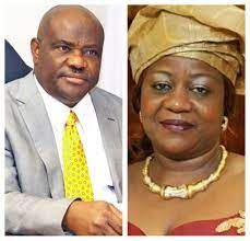 Lauretta Onochie's appointment is a plot to rig elections – Wike