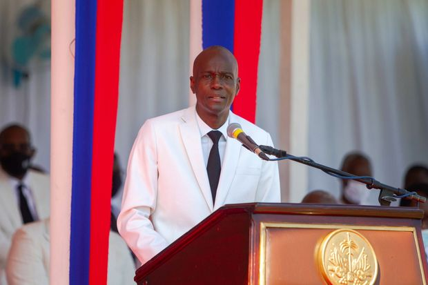 Haiti's President Assassinated in His Home