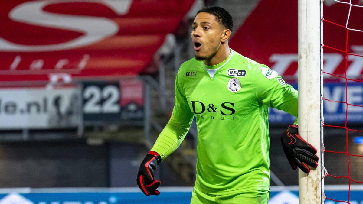 Super Eagles Goalkeeper, Maduka Okoye, Makes it to the Eredivisie Team of the Season.