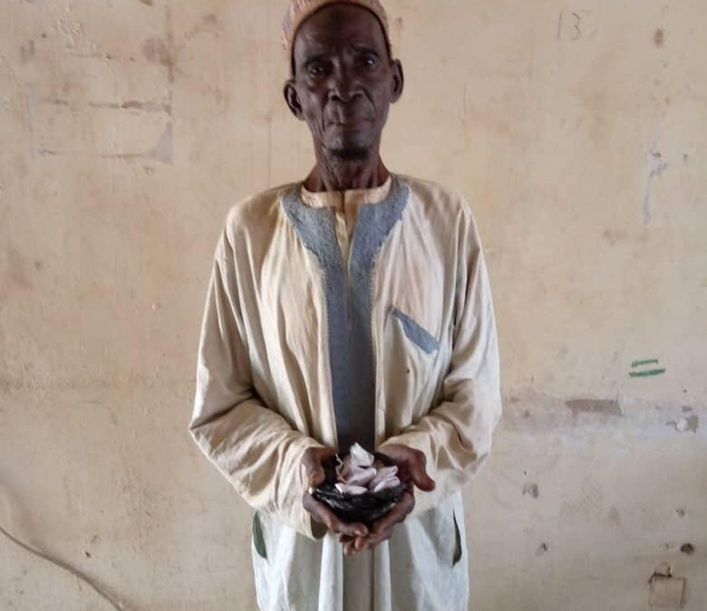 NDLEA Arrests 90-year-old for selling drugs to teenagers in Katsina state