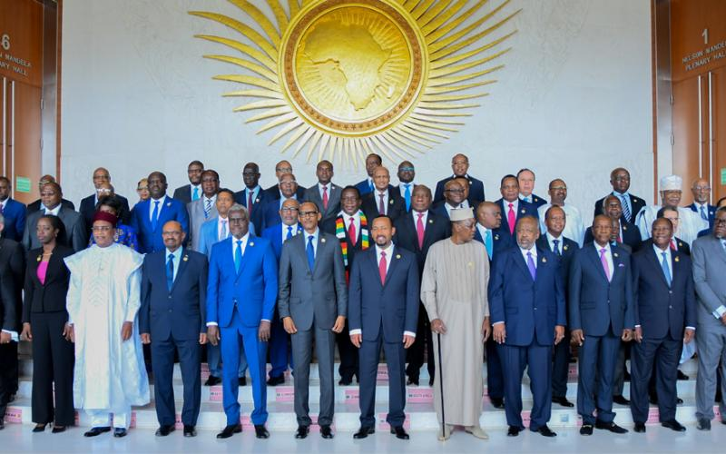 African Leaders Ask $100B Assistance From World Bank