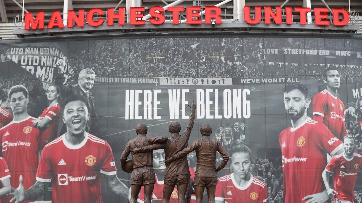 4 Man Utd Players Set For Loan Exits Before Deadline