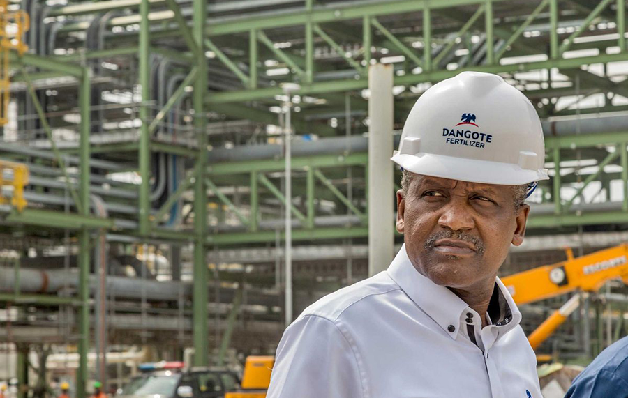 FG to Buy 20% of Dangote Refinery Shares for $2.76B