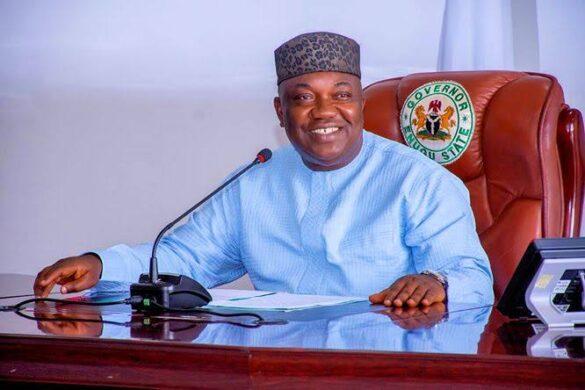 A Photo of Governor Ugwuanyi Ifeanyi