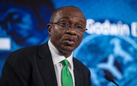 CBN President Godwin Emefiele