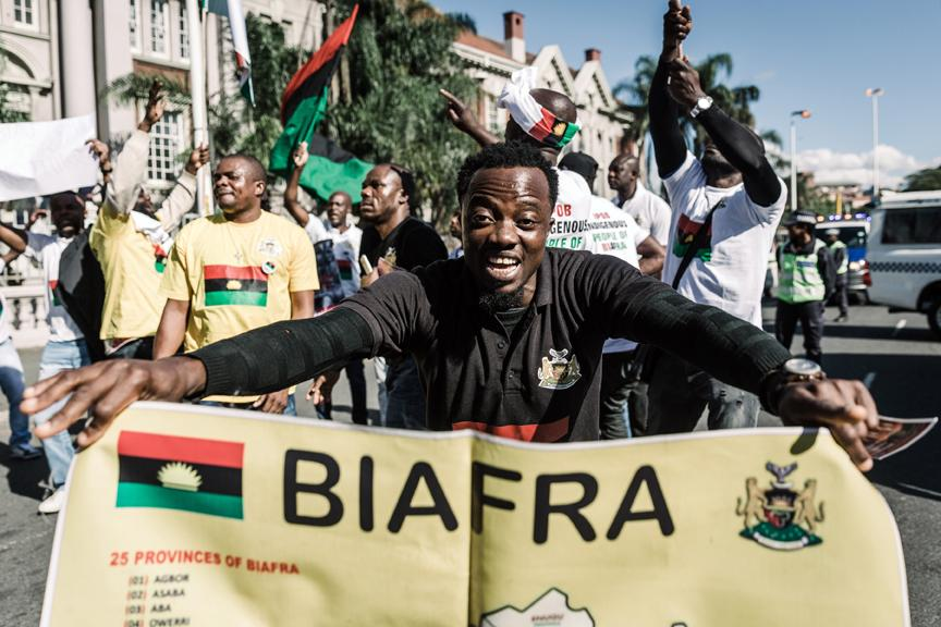 10 People Shared their Experiences Since the IPOB Sit-At-Home Order
