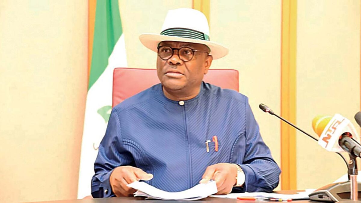Governor Wike Defies FG, Signs VAT Collection bill