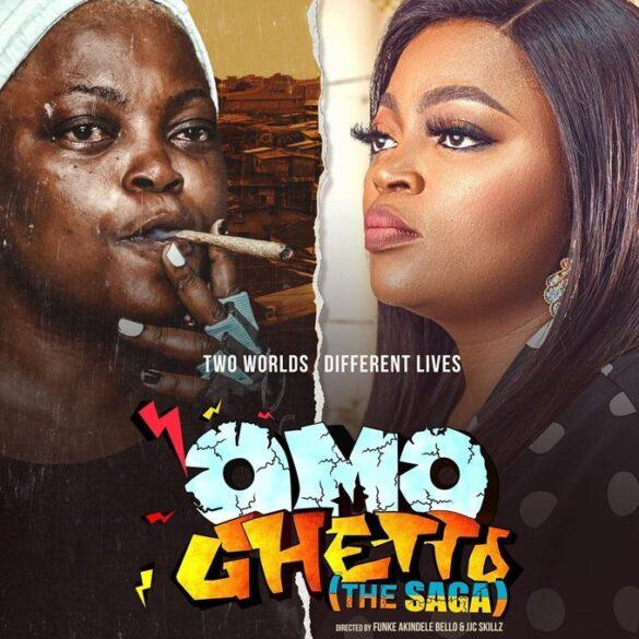 Funke Akindele In OmoGhetto The Saga