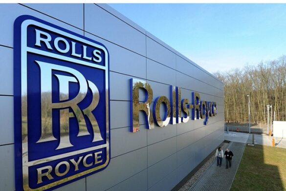 Rolls Royce HQ