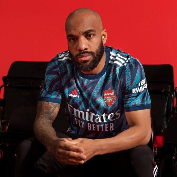 Arsenals New Kit