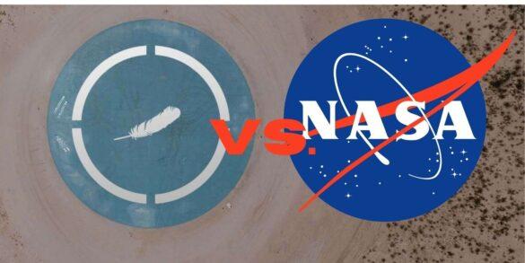 Blue Origin Sues NASA