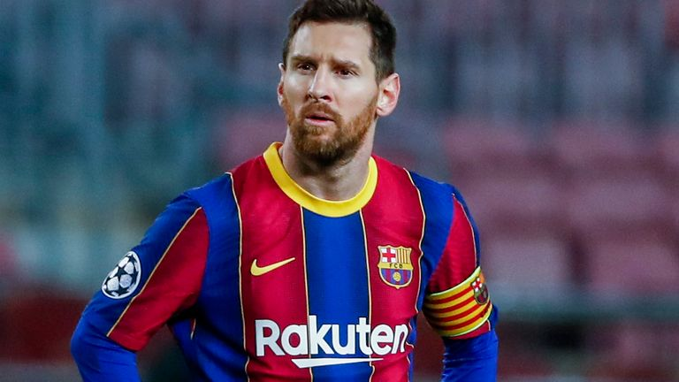 Messi to Sign New Barcelona Contract Today