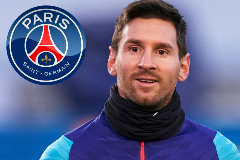 Lionel Messi Reaches a Two-year Contract offer with PSG