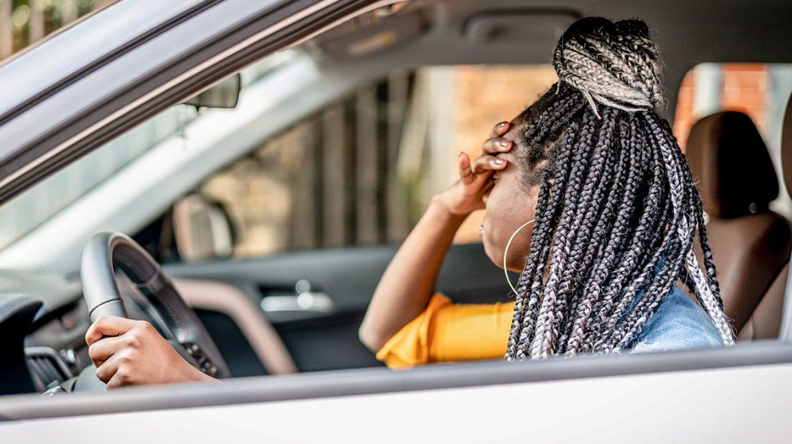How Women Treat Cars