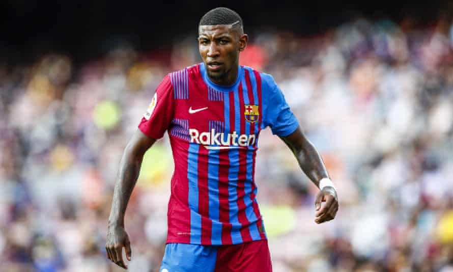 Tottenham Signs Emerson Royal from Barca for €25m