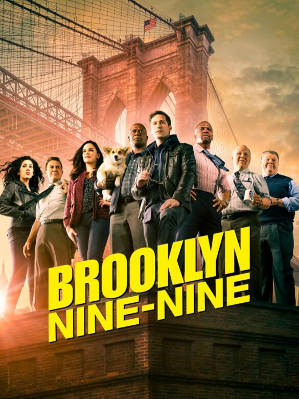 'Brooklyn Nine-Nine' Says Goodbye And Here Are Some Highlights - BlueprintAfric