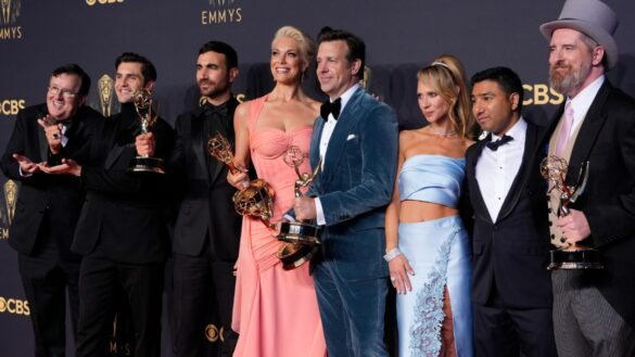 """""""The Crown,"""" """"Ted Lasso,"""" and """"Mare of Easttown"""" Lead 2021 Emmy Awards - BlueprintAfric"""